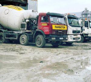 Перевезення бетону від ТОВ Панбетон